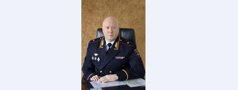 Нового начальника новосибирской полиции прислали из Хакасии
