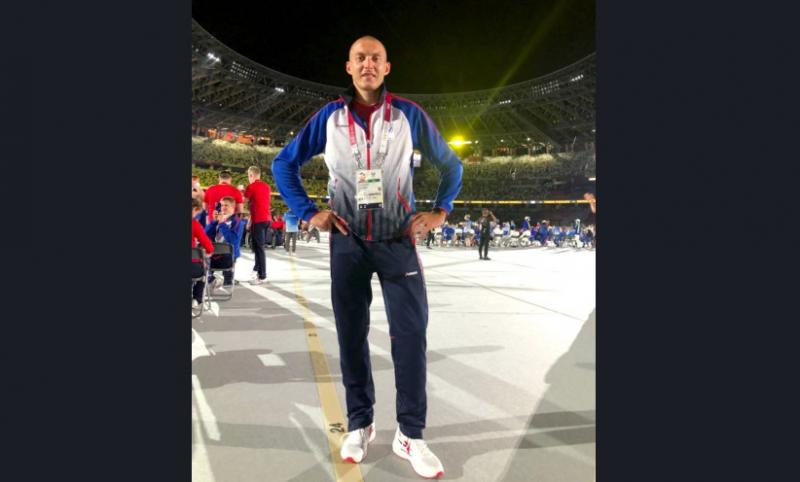 Новосибирец выиграл золото Паралимпиады в день своего рождения