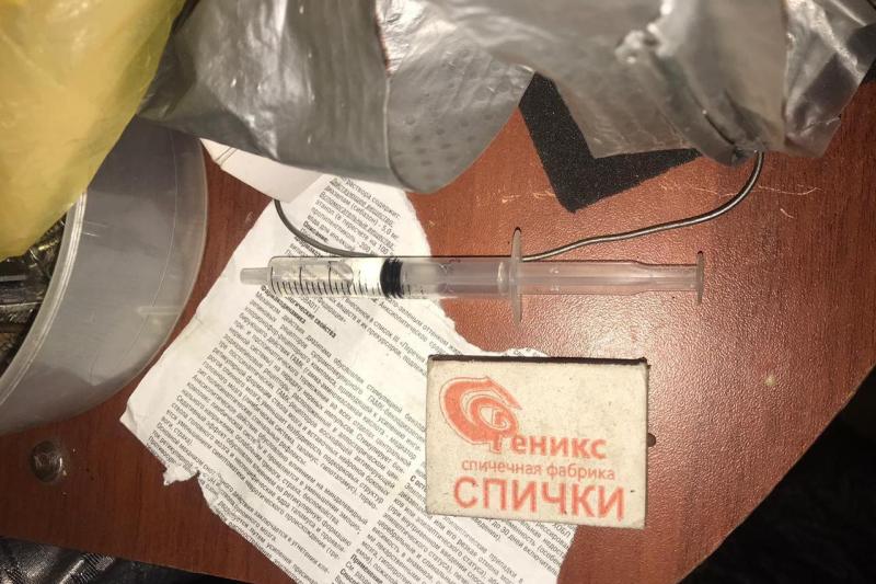 Трёх организаторов наркопритона  в Военном Городке отправили в больницу