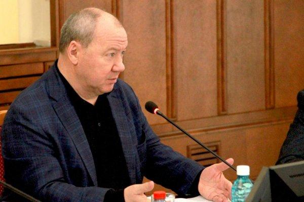 Александр Морозов намерен сложить депутатские полномочия