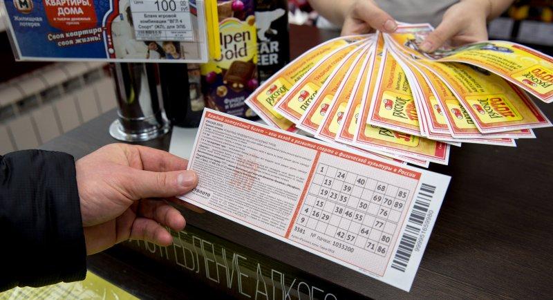 Новосибирец выиграл  в лотерею почти 10 миллионов рублей