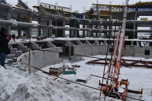 Аудиторы рассказали о нарушениях при строительстве нового ЛДС
