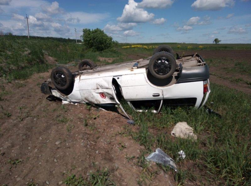 Авария на трассе в Черепановском районе унесла жизнь водителя
