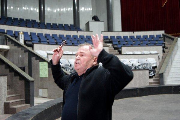 Как ремонт в цирке обернулся увольнением директора по статье