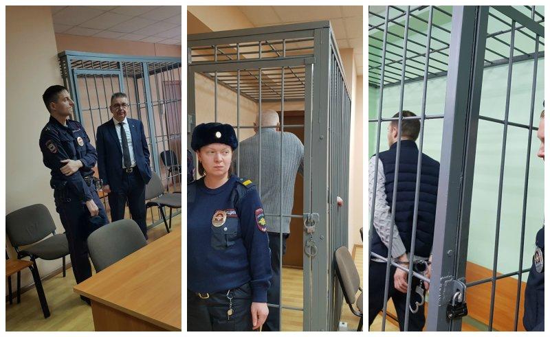 Экс-главе Заельцовского отдела СРК Юрию Лущенкову продлили домашний арест