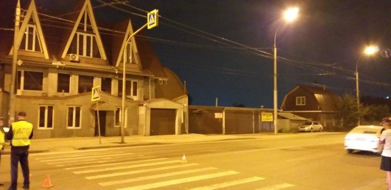 Угонщика «восьмерки» с улицы Широкая задержали автоинспекторы