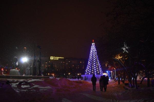 Тридцатиградусные морозы надвигаются на Новосибирск