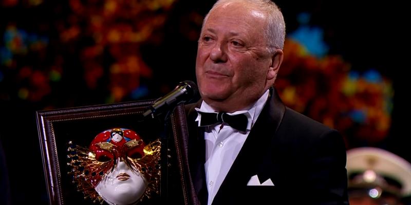 «Фома» новосибирского театра музкомедии завоевал сразу три «Золотые маски»