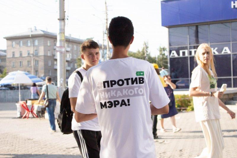 Более 16 тысяч подписей за отставку мэра Локтя собрано в Новосибирске