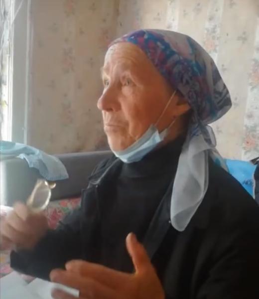 В Новосибирске «дети войны» живут с крысами в аварийном доме