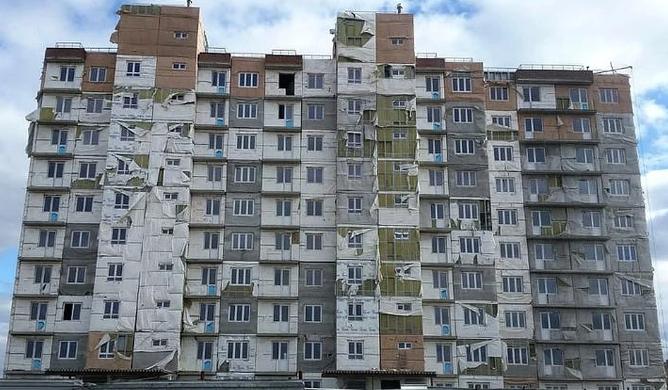В правительстве региона попросили денег на завершение строительства ЖК «Новомарусино»