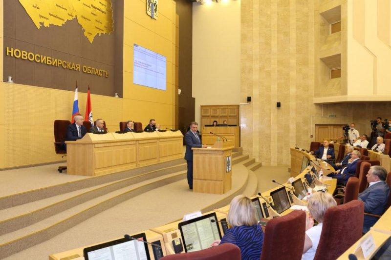 Новосибирские депутаты обезопасят работников на «дистанционке» от увольнений
