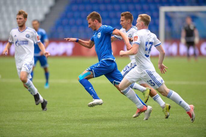 Футбольный клуб «Новосибирск» может получить победу без игры из-за пандемии коронавируса