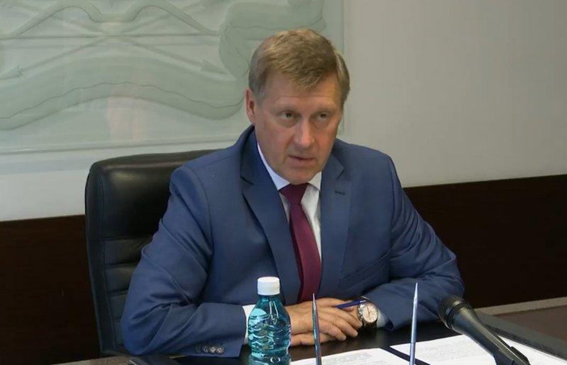Мэр Локоть «исключил» Советский район из территории города