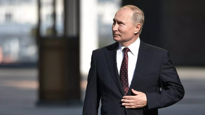 В Кремле не заметили выдвижения Путина на Нобелевскую премию