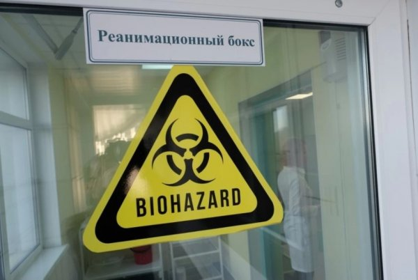 Под окнами ковидного госпиталя нашли тело пациента в Новосибирске