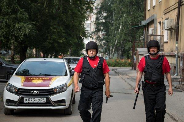 Стрельба прозвучала в центре Новосибирска