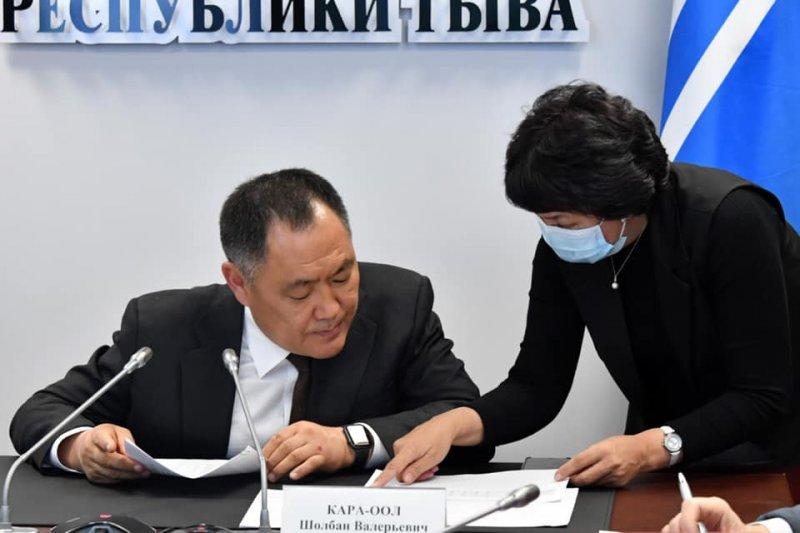 Глава республики Тыва госпитализирован c коронавирусом в больницу