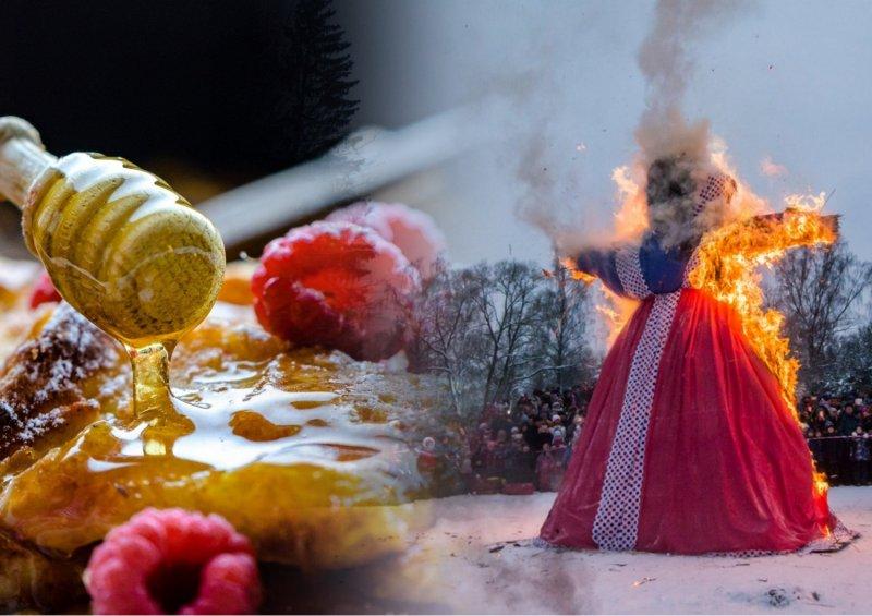 Масленичная неделя уже с 8 марта: традиции, блины и проводы зимы-2021