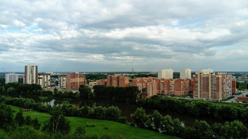 В Новосибирской области побит рекорд по количеству выпавших осадков