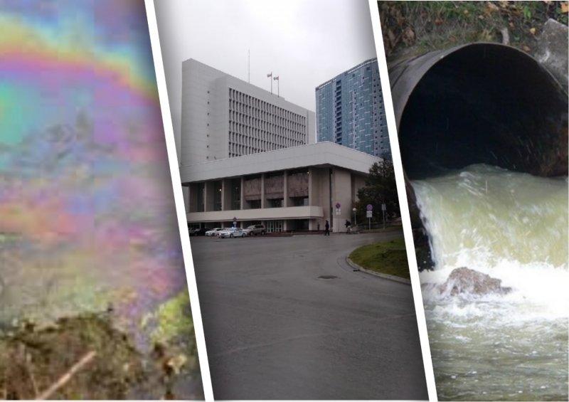 Малые реки Новосибирска превратились в сточные канавы: депутаты Заксобрания требуют от мэрии немедленных мер