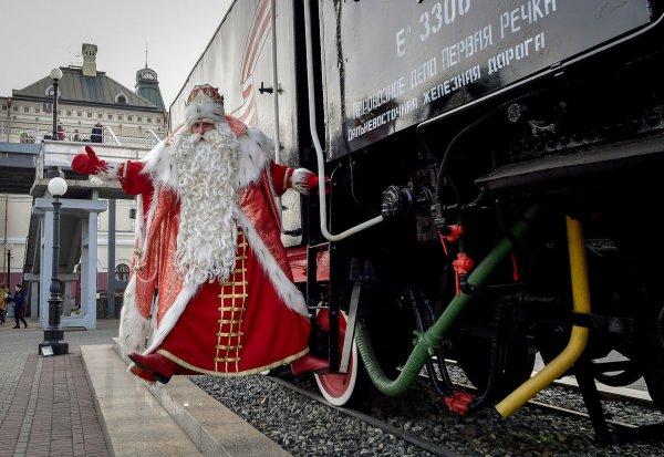 Дед Мороз окажется быстрее «Почты России»