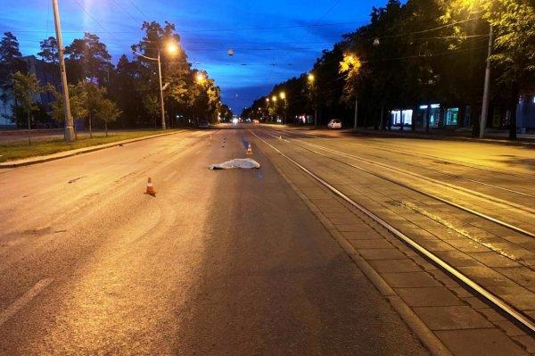 Водитель без прав насмерть сбил ночного пешехода рядом с ЛДС
