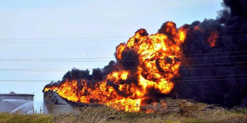Семь рабочих погибли и девять пропали при взрыве в пороховом цехе под Рязанью