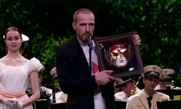 «Идиот» новосибирского «Старого дома» завоевал «Золотую маску» за «Лучшую мужскую роль второго плана»