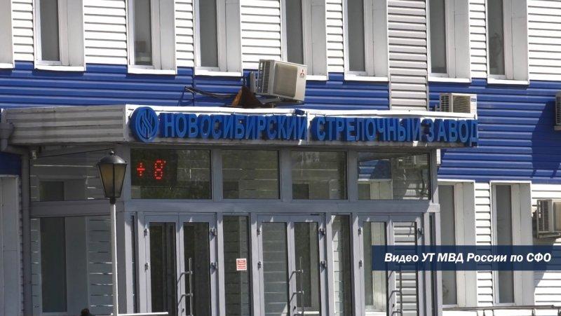Ушлые новосибирские дельцы скупали краденые с завода детали