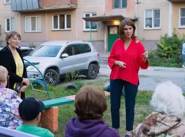 Наталья Пинус обвинила организаторов «умного голосования» в политическом шантаже