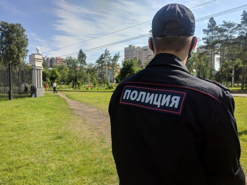 Несколько человек устроили перестрелку в центре Новосибирска