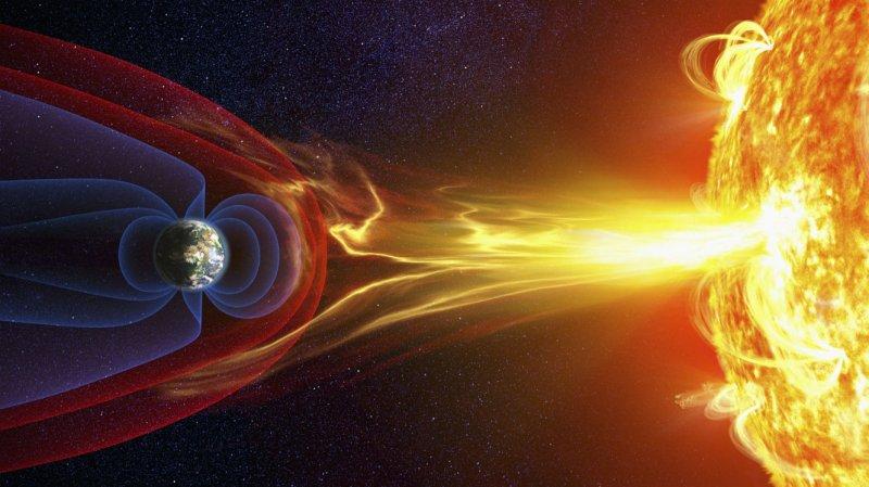 Мощная магнитная буря накроет Землю сегодня 28 июля 2021 года