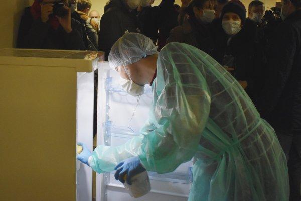 Министр здравоохранения отрицает высокую смертность от коронавируса