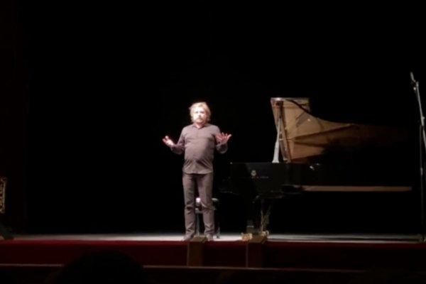Новосибирский музыкант со сцены высказался о политических репрессиях
