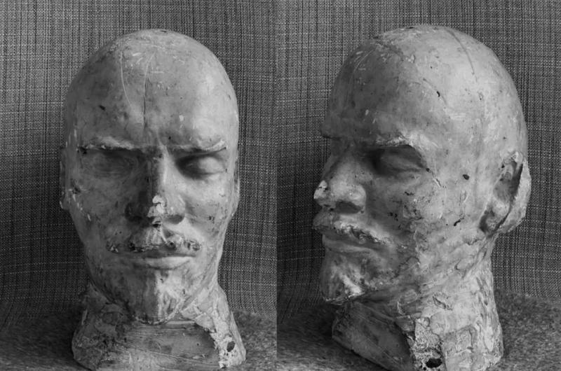 Новосибирец рассказал, зачем купил маску мертвого Ленина