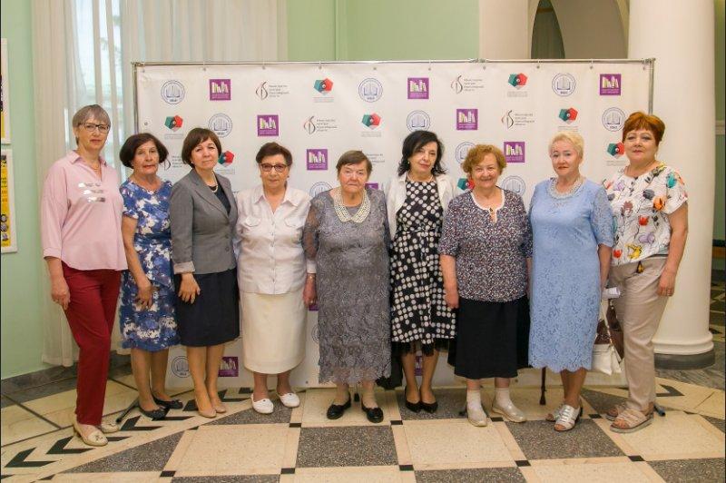 Библиотекарей региона поздравили с 25-летием общественной профессиональной организации