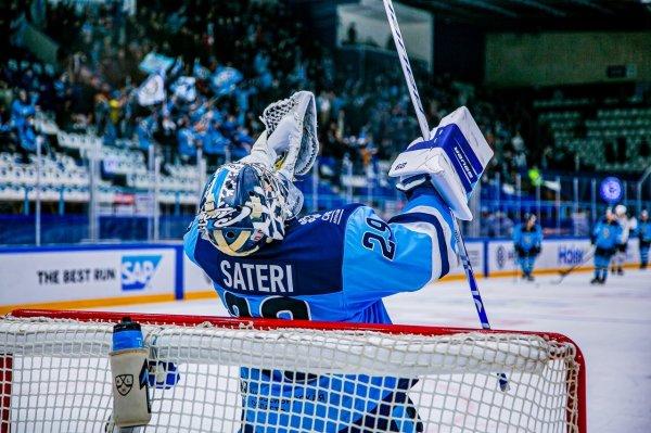 ХК «Сибирь» одержал победу над казахским «Барысом»