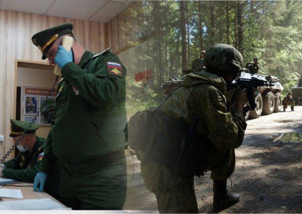 «Гроза» прокатилась по городу: новосибирцы были удивлены большим скоплением силовиков