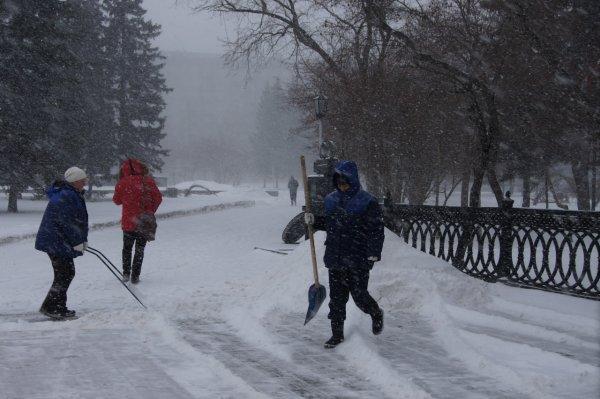 А снег идет: коллекция аварий и ДТП от Сибкрай.ru