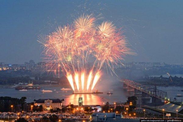В Новосибирске отменят празднование дня города из-за COVID-19