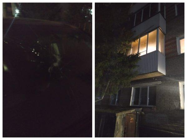 «Могут в любой момент пырнуть»: неизвестный терроризирует двор пятиэтажки – автовладельцы боятся парковаться у дома и отпускать детей на улицу