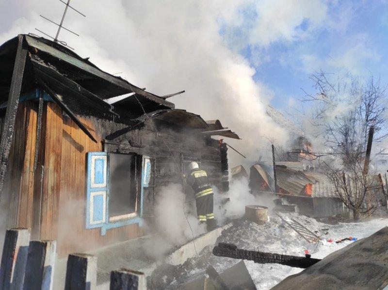 Ребенок погорельцев с Ольховской сбежал из дома перед пожаром