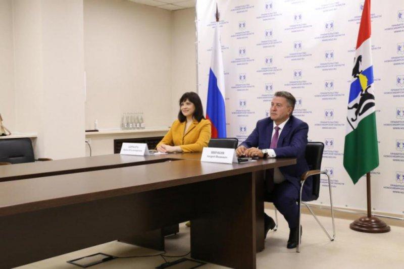 Спикер Заксобрания поблагодарил президента за «Город трудовой доблести»