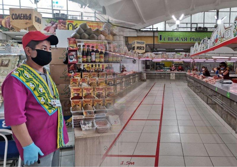 «Продавцы скучают»: вновь открывшиеся новосибирские рынки  работают без аншлага