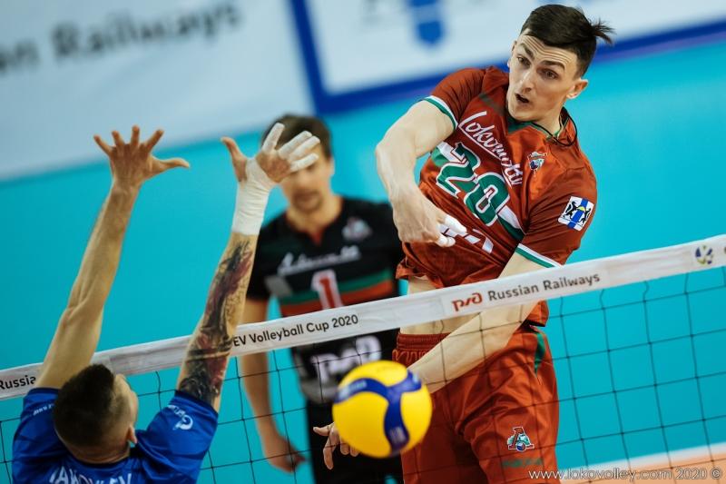 Новосибирский волейболист в составе сборной России вышел в полуфинал Олимпиады в Токио