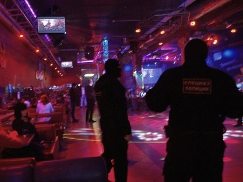 Облава ночной клуб клуба дзержинского в москве