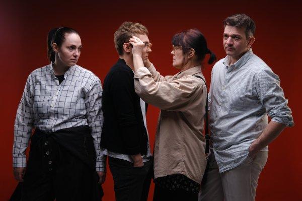 Артисты «Старого дома» подготовили спектакль про чехословацкую иммигрантку