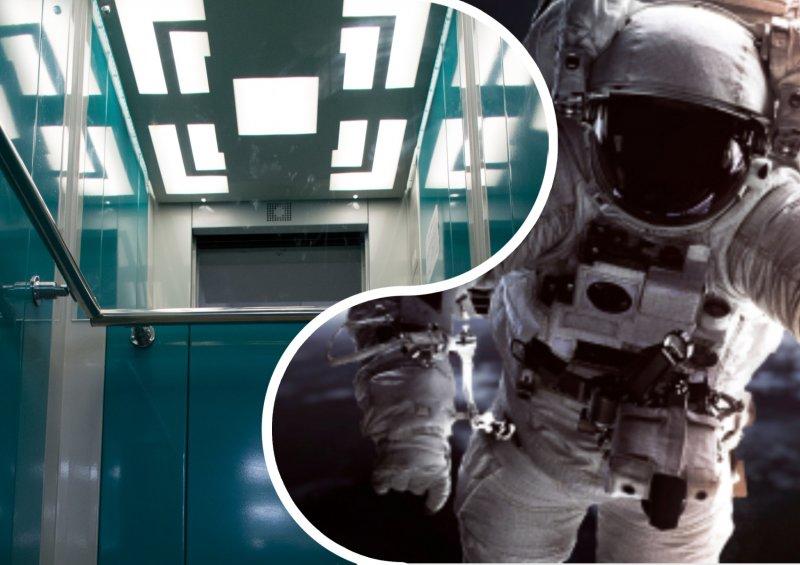 Лифты класса «люкс» завода Роскосмоса заговорят голосом Гагарина
