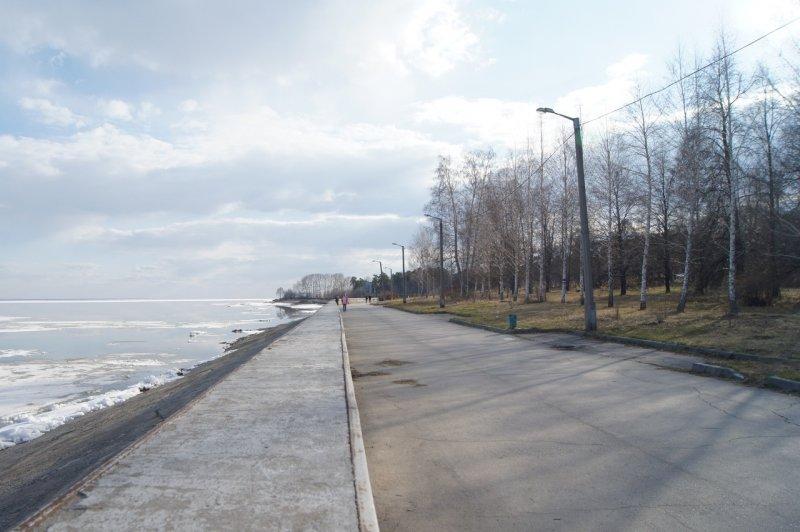В воду с камнем на шее: в Новосибирске расследовали убийство на набережной Обского моря